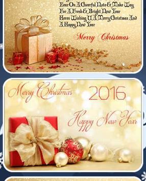 Christmas Greetings Message apk screenshot