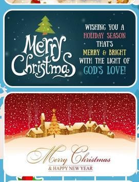Christmas Greetings apk screenshot