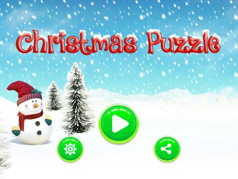 Christmas Jigsaw Puzzles poster