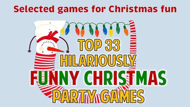 Christmas Games - Play & Enjoy Fun Game poster
