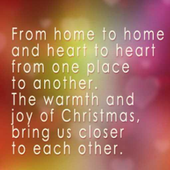 Christmas Love Quotes icon