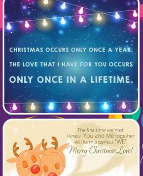 Christmas Love Quotes screenshot 7