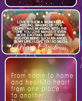 Christmas Love Quotes screenshot 1