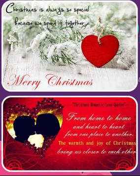 Christmas Love Quotes screenshot 3