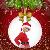 Christmas Photo Frames Free 2018 icon