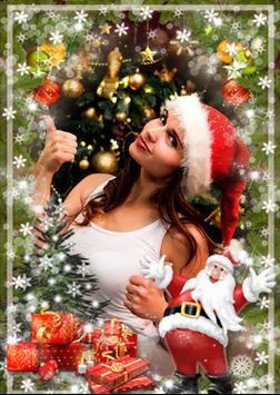 Christmas Photo Frames Free 2018 poster