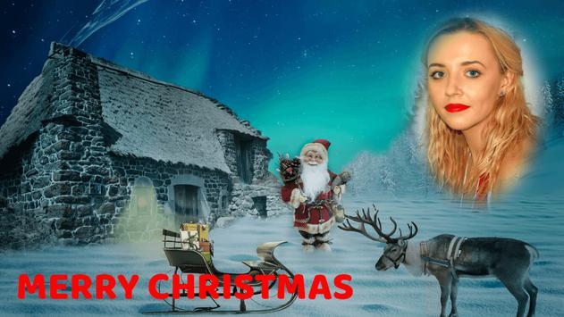 Christmas Photo Frame screenshot 1