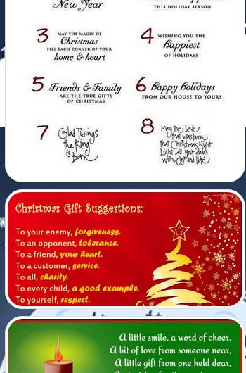Christmas Quotes For Cards For Android Apk Download