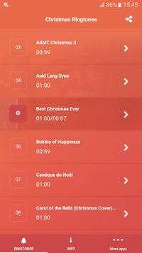 Christmas Ringtones screenshot 1