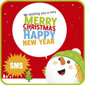 Christmas SMS Collection - Christmas Greetings icon