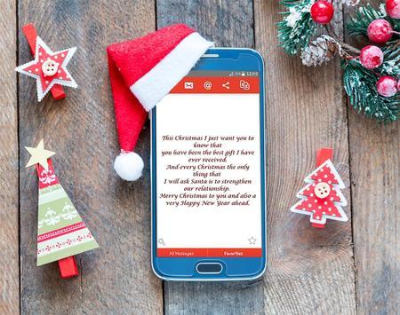 Christmas SMS Collection - Christmas Greetings poster