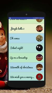 Christmas Sounds & Ringtones apk screenshot