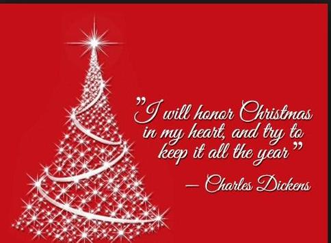 christmas spirit quotes poster christmas spirit quotes screenshot 1