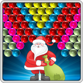 Bubble Christmas icon