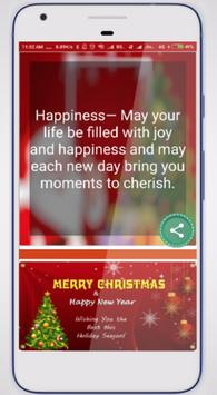 Merry Christmas Wishes screenshot 5