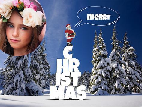 Christmas Photo Frames 2017 poster