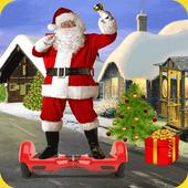 Christmas Santa Gift Games icon