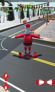 Christmas Santa Gift Games poster