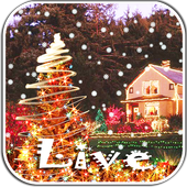 Christmas Live Wallpaper иконка