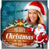 Christmas Photo Card Frame icon