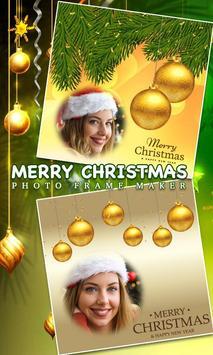 Christmas Photo Card Frame apk screenshot