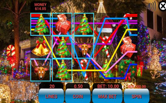 Texas HoldEm Slot Machine - Christmas Edition screenshot 4