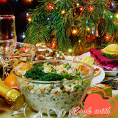 Christmas recipes icon
