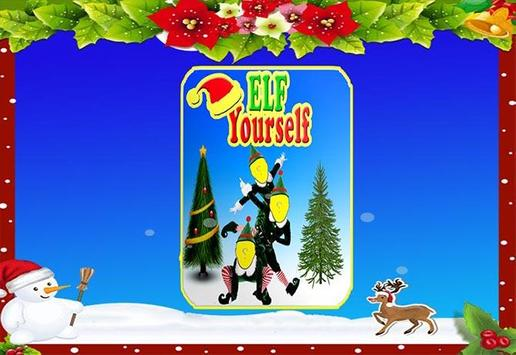 2018 Elf Yourself for Christmas poster