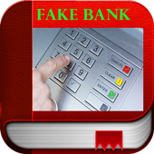Fake Bank Account Free icon