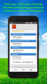 Fake Bank Account Free screenshot 11