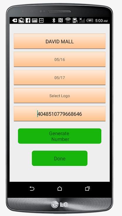 Get Fake Bank Account App Free Gif