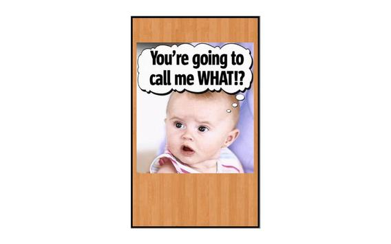 Christen Baby Names poster