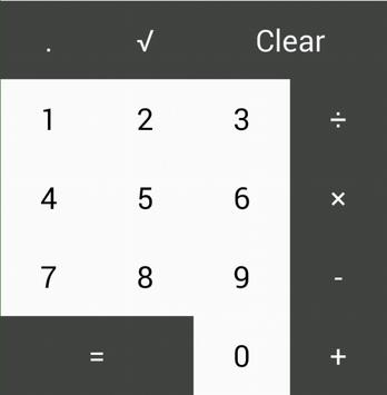 aCalculator apk screenshot