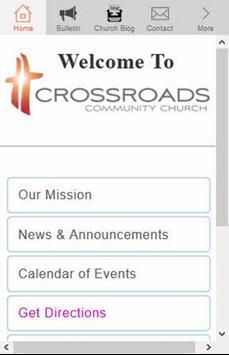 Christian Ministry App (demo) poster