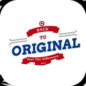 Back To Original icon