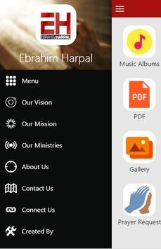 Ebrahim Harpal poster
