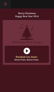 Musica para navidad cristiana captura de pantalla 2