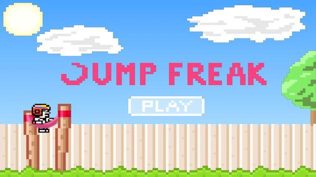 Jump Freak poster