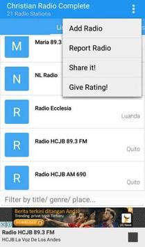 Christian Radio Complete apk screenshot