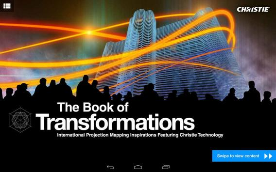 Book Of Transformations poster