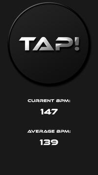 BPM Tap! poster