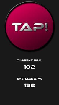BPM Tap! screenshot 1