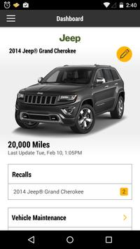 Jeep Vehicle Info poster