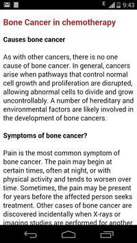 Chemotherapy apk screenshot