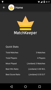 MatchKeeper poster