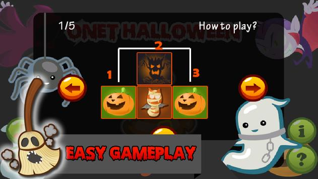 Onet Halloween Classic apk screenshot