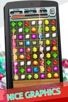 Jewels King Galaxy screenshot 1
