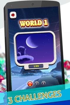 Jewels King Galaxy screenshot 2