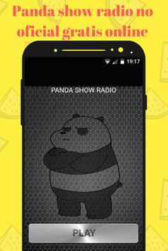 PANDA SHOW RADIO NO OFICIAL ON LINE GRATIS MEXICO apk screenshot