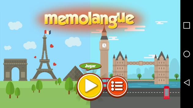 Memolangue apk screenshot